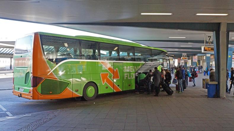 Flixbus testet Überwachungskameras im Gepäckraum als Maßnahme gegen Drogenschmuggel