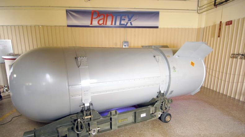 Pentagon-Leak: Trotz Zweifel an Finanzierung modernisieren USA ihr Atomwaffen-Arsenal