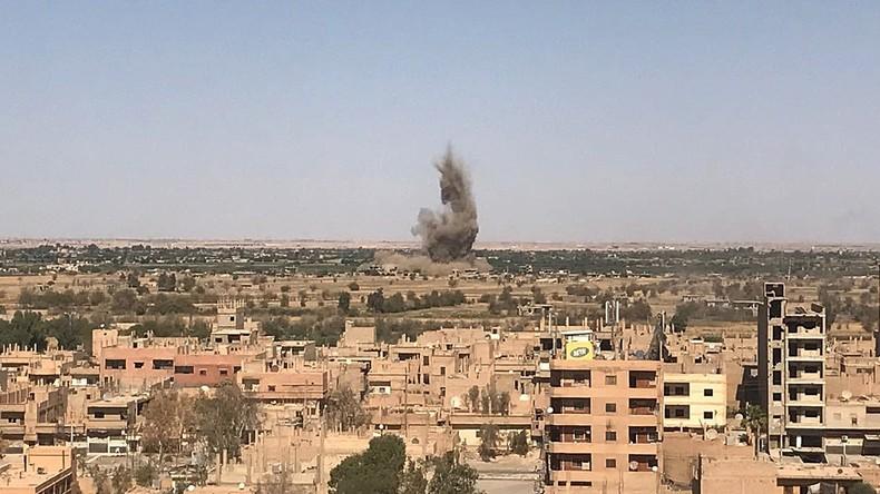 Terroristen in Syrien erhielten radioelektronische Waffensysteme aus Europa