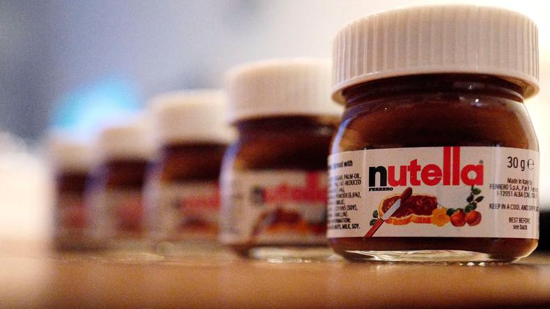 Lasst die Hungerspiele beginnen: Franzosen schlagen sich um Nutella im Sonderangebot