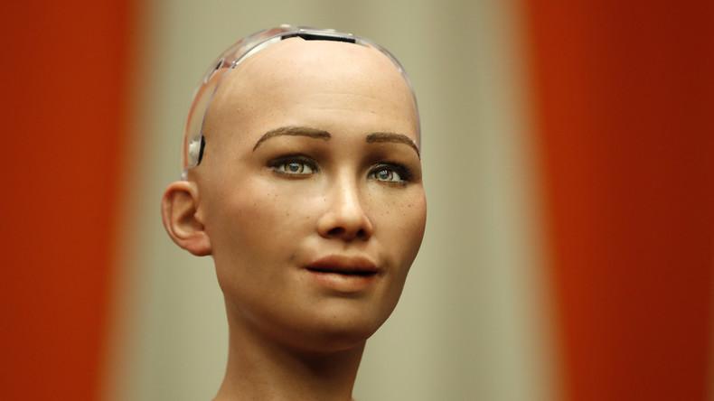 Wenn sogar KI ratlos ist: Roboter Sophia stürzt nach Frage über Korruption in der Ukraine ab