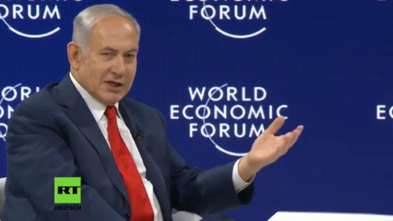 Netanjahu vergleicht Israels militärische Kontrolle über Palästinenser mit US-Truppen in Deutschland