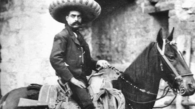 Emiliano Zapata und sein lange unbekannter Brief an Lenin