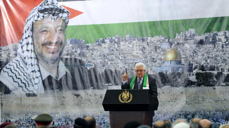 Journalist enthüllt vereitelte Attentatspläne Israels gegen palästinensischen Ex-Präsidenten Arafat