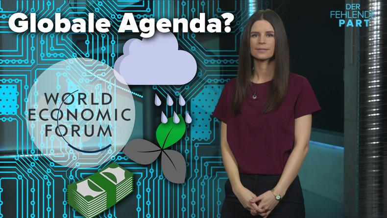 Das Weltwirtschaftsforum in Davos: Wer bestimmt die globale Agenda?