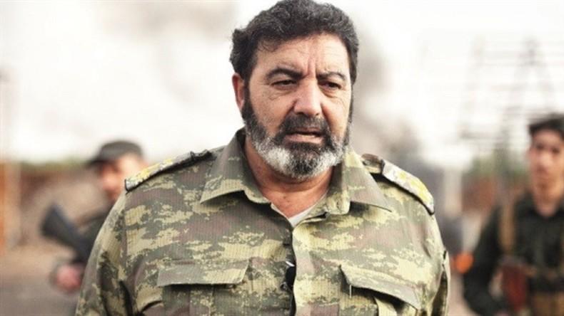 FSA-General und ehemaliger CIA-Schützling droht mit Angriff auf US-Armee in Syrien