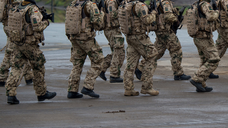 Sexuelle Belästigung: 234 Verdachtsfälle bei der Bundeswehr