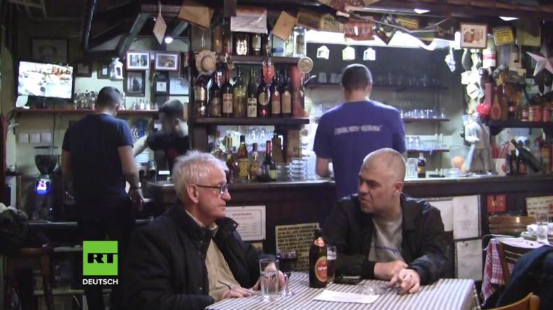 Serbisches Restaurant serviert Essen aus Ländern, die die Unabhängigkeit des Kosovo ablehnen