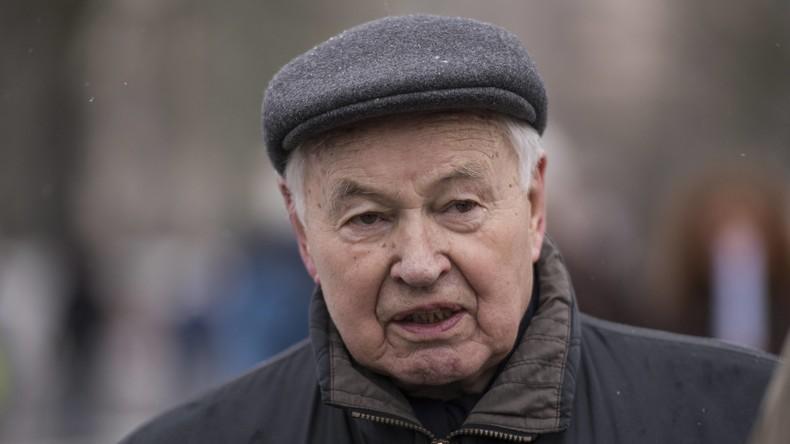 Früherer DDR-Ministerpräsident Hans Modrow verklagt die Bundesrepublik
