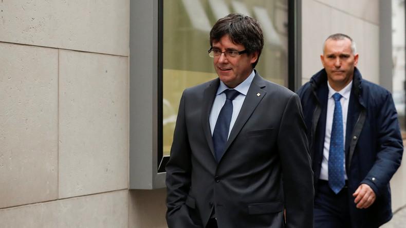 Katalonien: Justiz verbietet Wahl Puigdemonts in seiner Abwesenheit