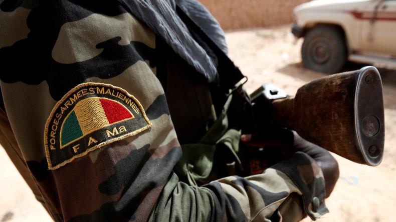 Mindestens 30 Tote bei Angriff auf Armeestützpunkt in Mali