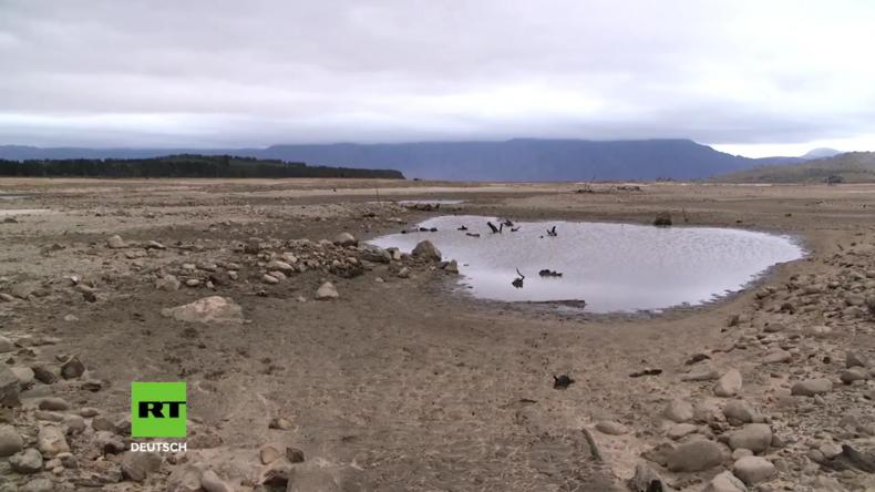 Kapstadt: Vorbereitungen auf Tag X ohne Wasser
