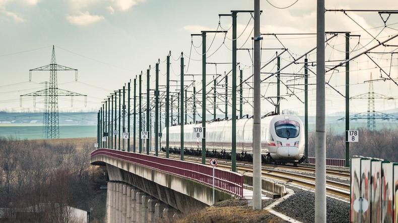 Personal dringend gesucht: 19.000 neue Mitarbeiter sollen 2018 bei Deutscher Bahn eigestellt werden