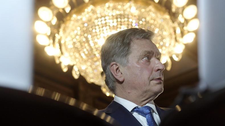 Präsidentschaftswahl in Finnland: Niinistö bleibt im Amt