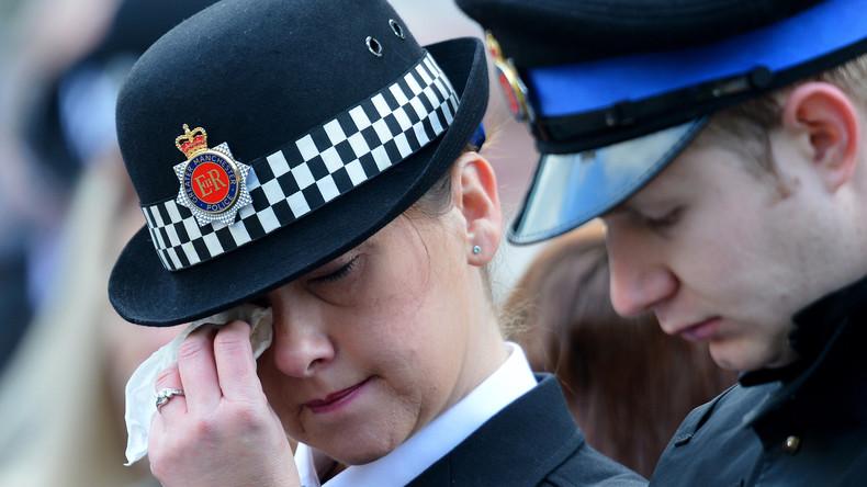 """In starkem Job Schwäche zeigen: Britische Polizistinnen bekommen eigenen """"Raum zum Weinen"""""""