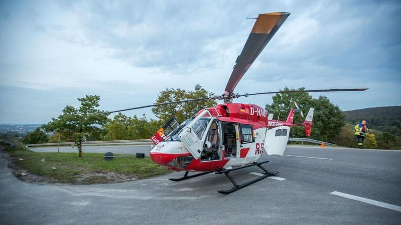 Schwarzwald: Drohne behindert Rettungshubschrauber