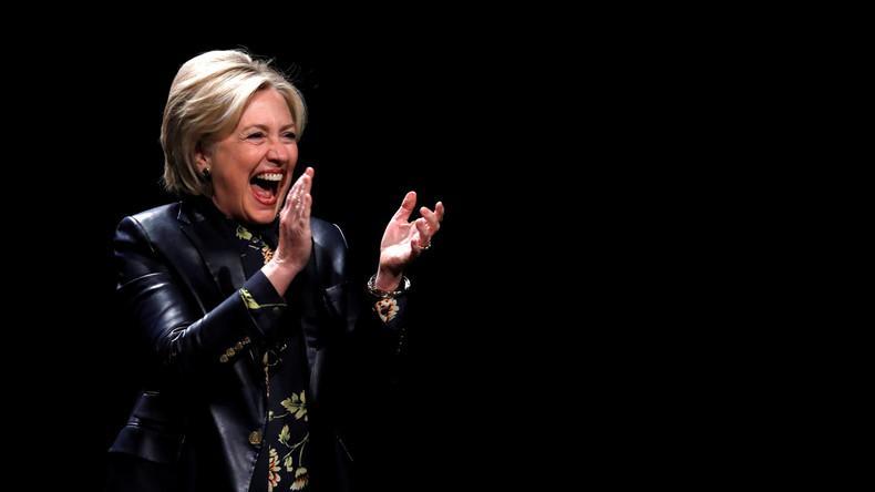 Politisierter Grammy: Hillary Clinton liest aus Anti-Trump Buch - Nikki Haley zeigt sich entrüstet