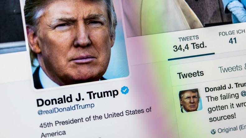 """""""Manchmal twittere ich vom Bett aus"""": Donald Trump enthüllt neue Details über sein Leben"""