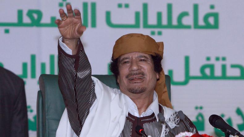 """Gaddafi wollte """"Manchester United"""" kaufen"""
