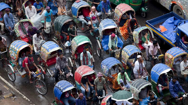 Wenn das Leben nur noch nervt: Bangladesch errichtet Park zum Frust-Ablassen