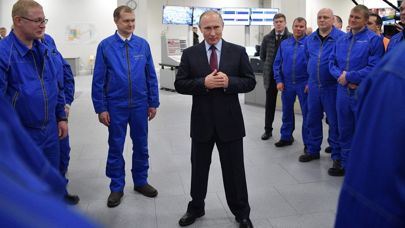Russland unter Putin: Lebensqualität verdreifacht - Auslandsverschuldung um 75 Prozent gesunken