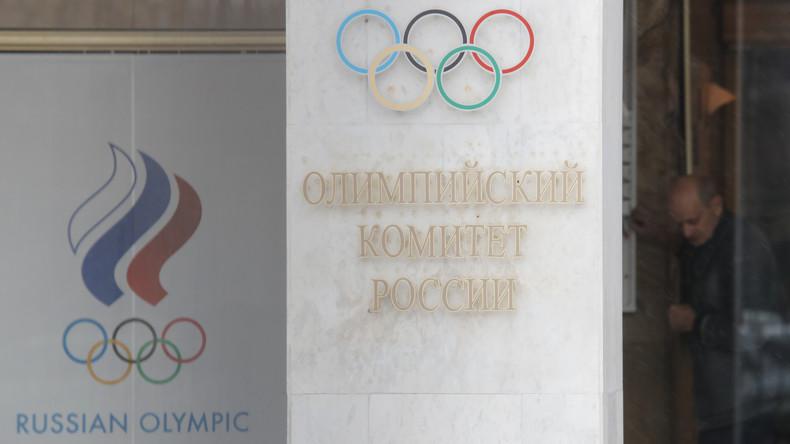Russische Athleten: Das Ende der Unschuldsvermutung [Video]
