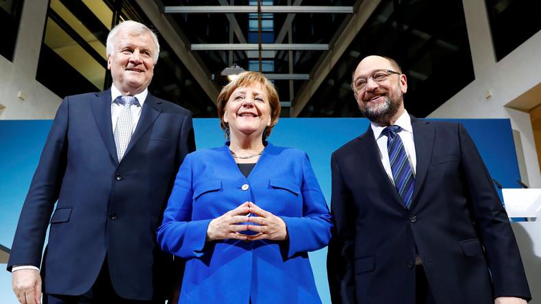 Streitthema Familiennachzug: Unionsparteien und SPD einigen sich offenbar auf Kompromiss
