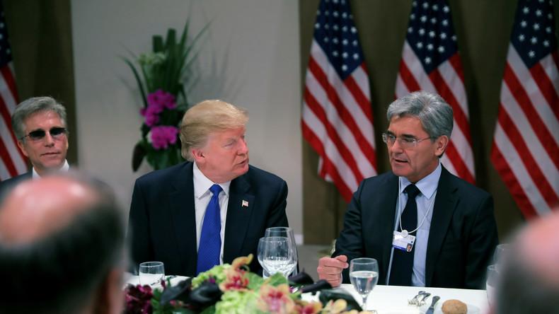 Jobabbau in Deutschland: Siemens-Chef will Gasturbinen in den USA produzieren