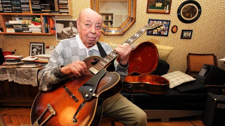 Swing-Legende Coco Schumann ist tot