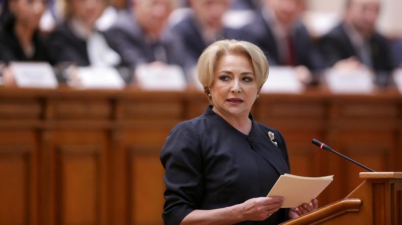 Rumänien bekommt erstmals eine Regierungschefin