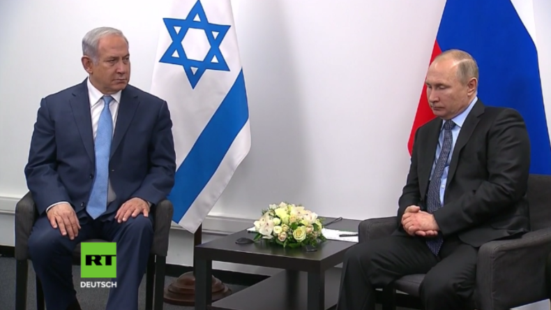 """""""Böse Regime"""" müssen verhindert werden – Treffen zwischen Netanjahu und Putin in Moskau"""
