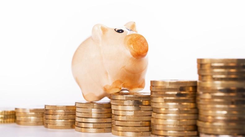 """""""Sparfleißige"""" Deutsche legen mehr Geld zur Seite - knapp jeden zehnten Euro"""