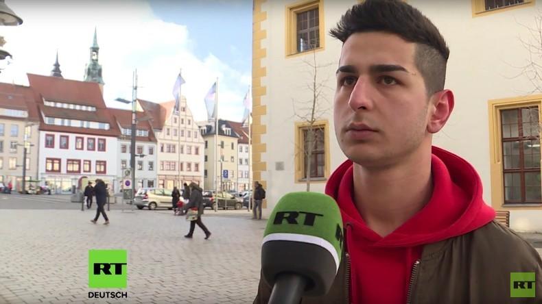 Freiberg: Bürgermeister fordert Zuzugstopp von Flüchtlingen in seine Stadt [Video]