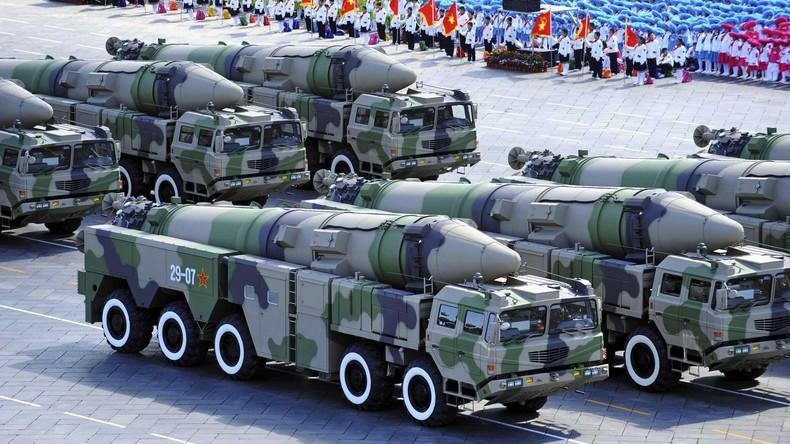 China meldet erfolgreiche Tests neuer Raketen gegen mögliche US-Flugzeugträger-Einsätze