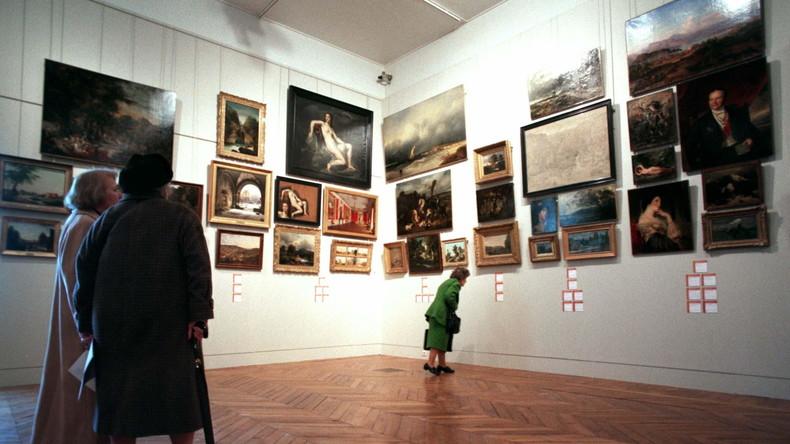 Frankreich: Der Louvre stellt NS-Raubkunst zur Schau und hofft auf Rückkehr rechtmäßiger Besitzer