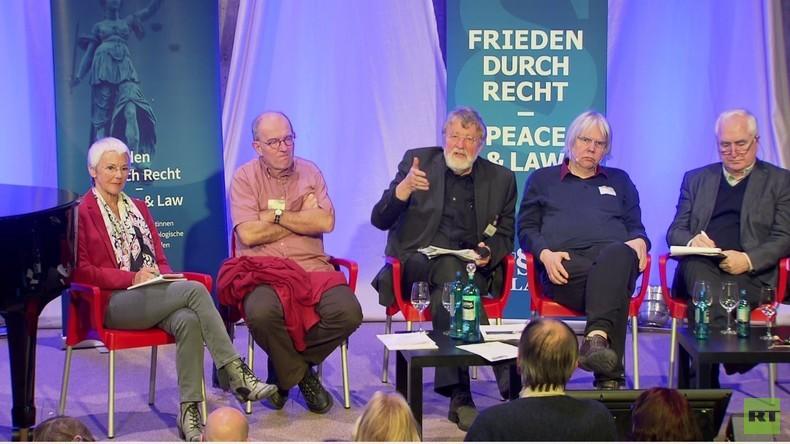 """""""Medien führen Krieg!"""": Stimmen aus der medienkritischen IALANA-Konferenz in Kassel [Video]"""