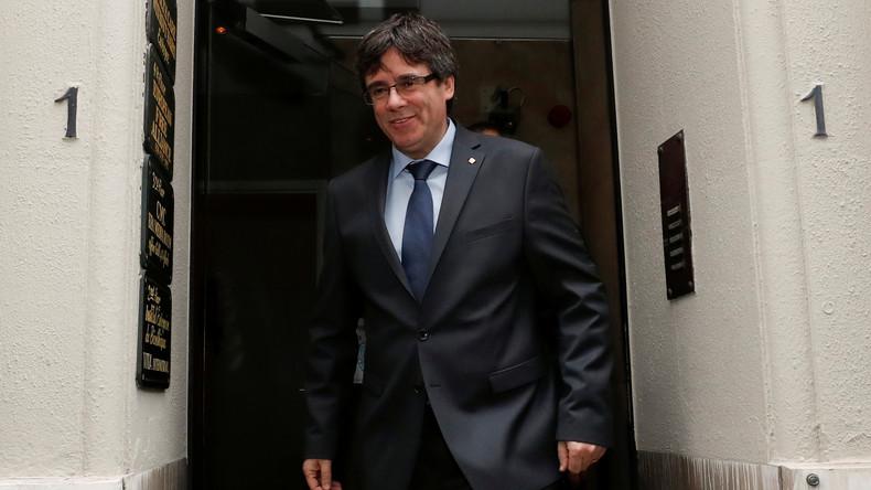 Katalonien: Puigdemont und die seltsame WhatsApp-Nachricht – Ende der Unabhängigkeitsbewegung?