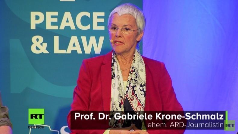 Krone-Schmalz: Annäherung Russlands an die EU nicht im Interesse der USA [Video]