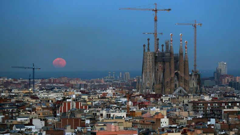 Drei Mond-Ereignisse auf einmal - Supermond, Blue Moon und Mondfinsternis