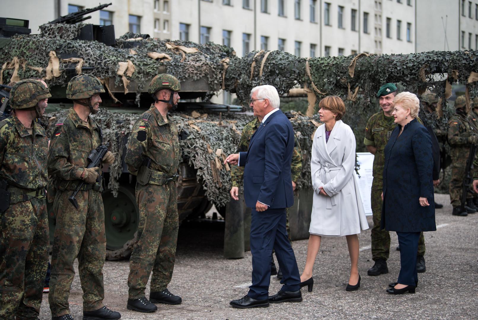 """Warum die """"russische Aggression im Baltikum"""" ein Hirngespinst ist"""