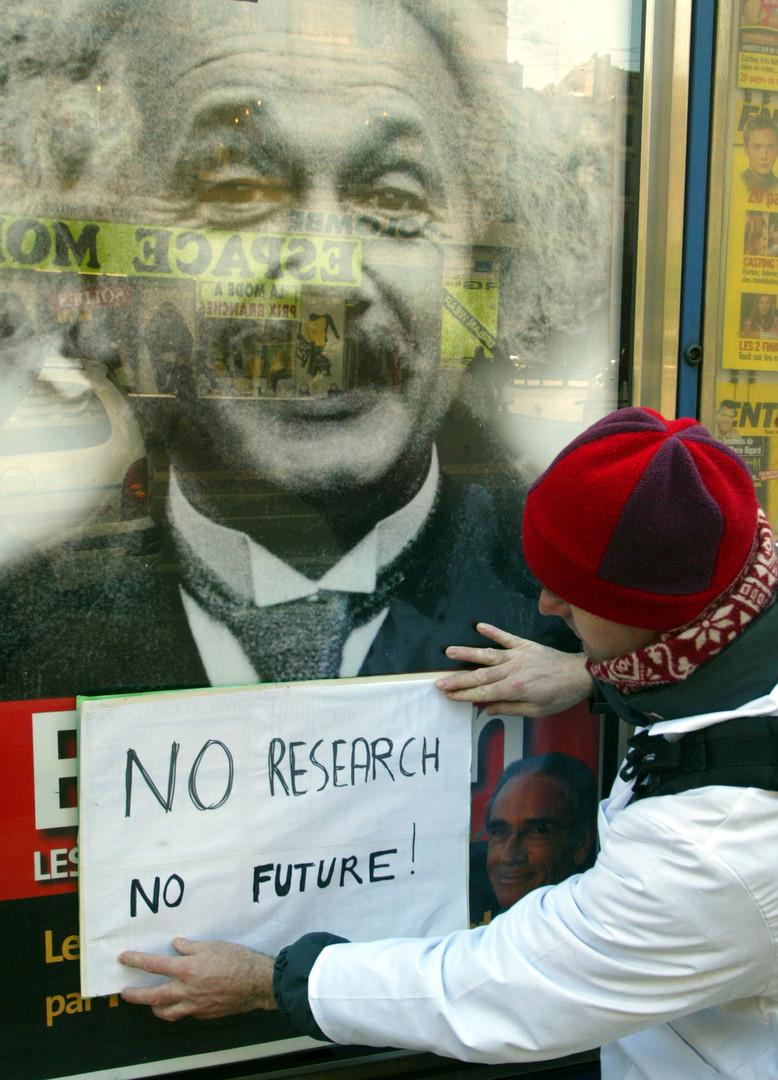 Früher Topjob, mittlerweile prekär: Das Leiden junger Akademiker