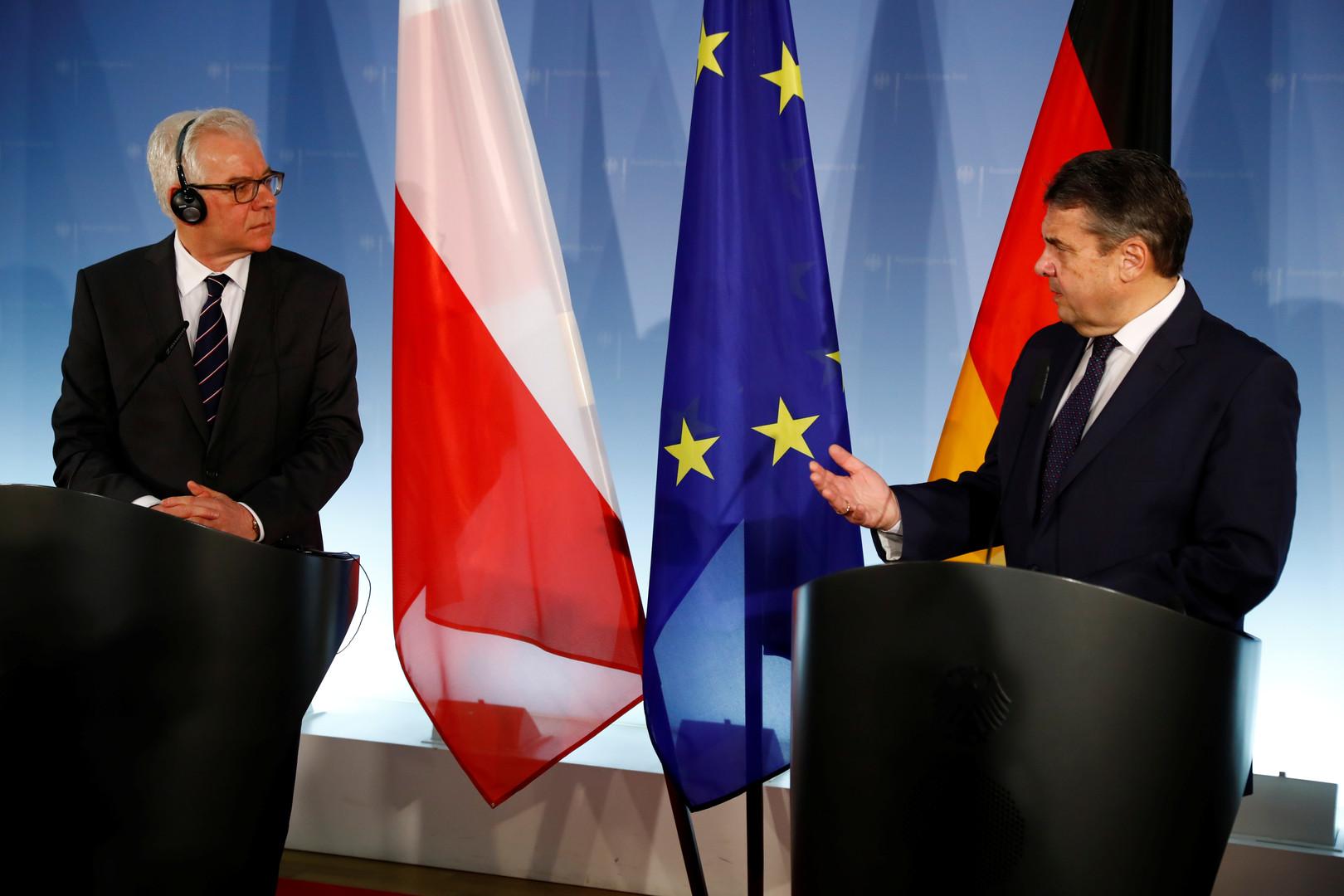 Pläne des polnischen Außenministers: Mitarbeiter mit Moskauer Diplomen sollen gehen