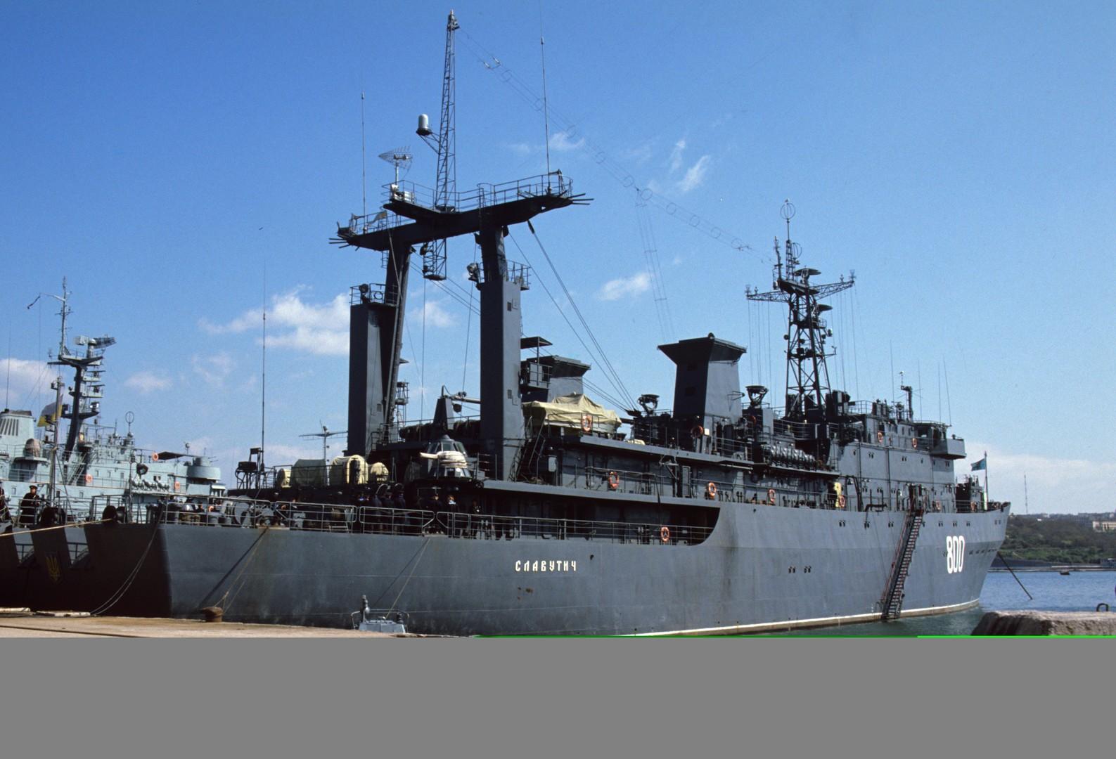 Russland bietet Rückgabe ukrainischer Militärtechnik auf der Krim an - Kiew schweigt