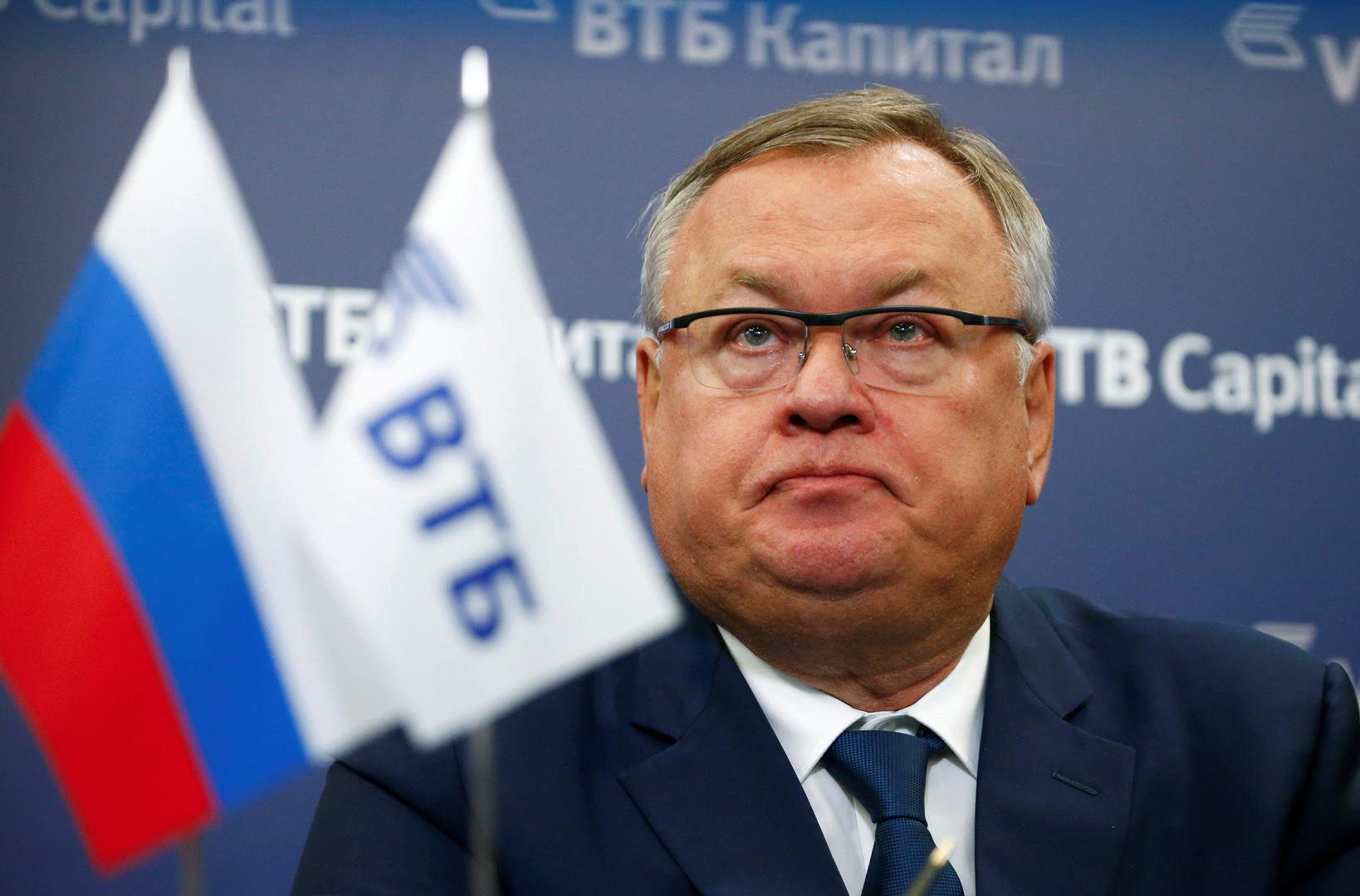 """Russische Banker warnen die USA vor Schwarzen Listen: """"Sanktionen sind Krieg"""""""