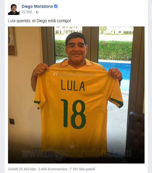 Trotz fehlender Beweise: Brasiliens Ex-Präsident Lula zu zwölf Jahren Haft verurteilt