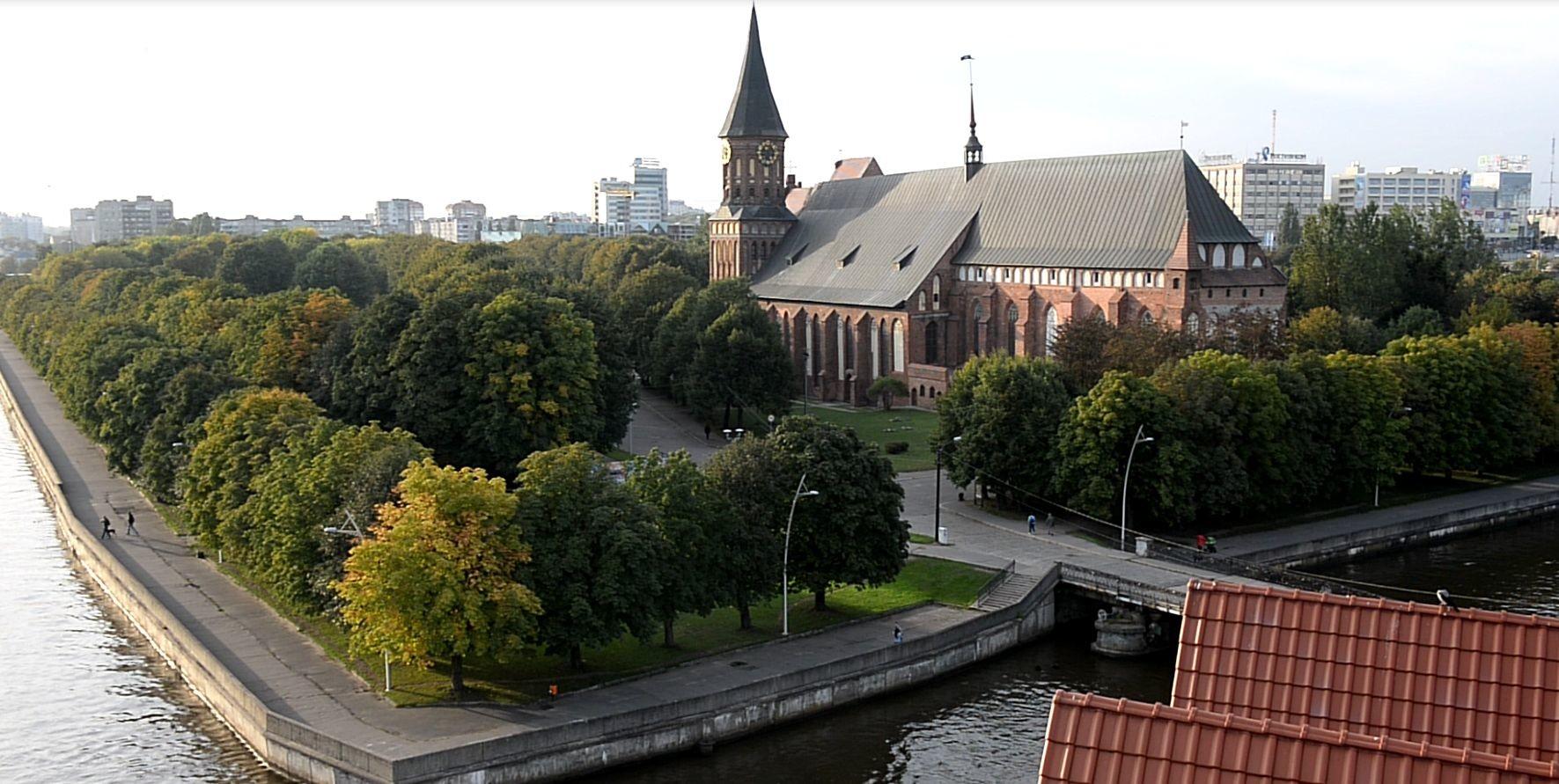 Im russischen Westen: Ostsee-Strände, Bernstein und ein nagelneues Fußballstadion