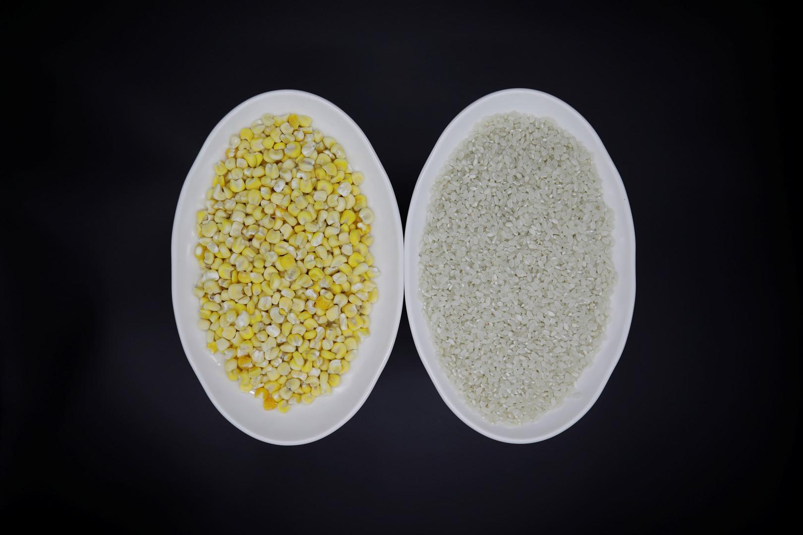 Oft wird in Nordkorea Mais statt Reis verzehrt, da dieser kostengünstiger ist.