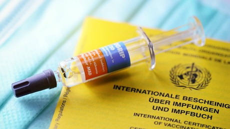 Frankreich weitet Impfpflicht für Kinder aus (Symbolbild)