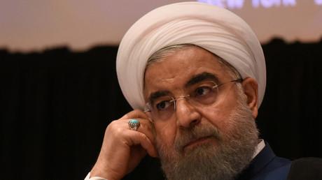 Der iranische Präsident Ruhani zeigt Verständnis für die Demonstrationen und macht konservative Kräfte im Land mit verantwortlich für die Situation.