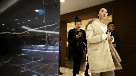 Die chinesische Führung macht sich Sorgen um die Jugend im Lande. Abhelfen sollen unter anderem Hip-Hop-Songs mit